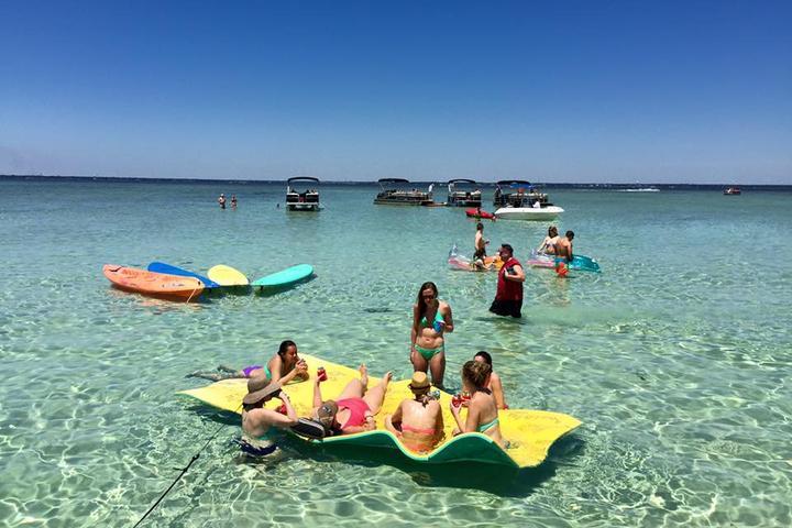 Pet Friendly Crab Island Cruises