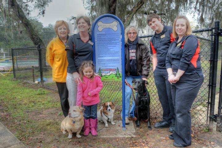 Pet Friendly Dade City Dog Park