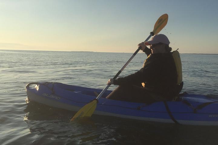 Pet Friendly Island Spirit Kayak