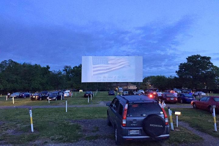 Pet Friendly Bengies Drive-In Theatre