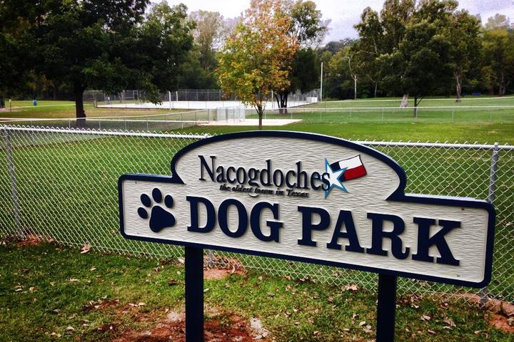 Pet Friendly Dog Park Nacogdoches