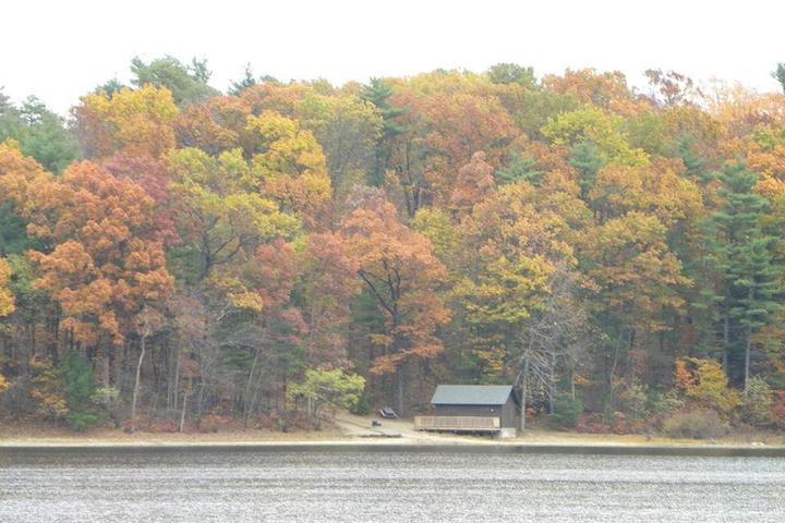Pet Friendly Lake Moreau State Park