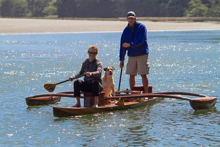 Pet Friendly Catch a Canoe & Bicycles Too