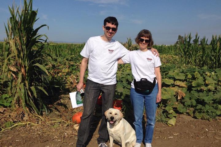Pet Friendly Cool Patch Pumpkins and Corn Maze