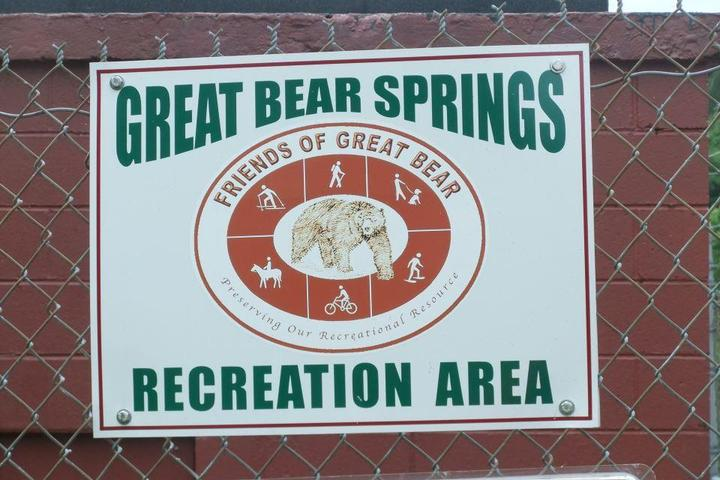 Pet Friendly Great Bear recreation area