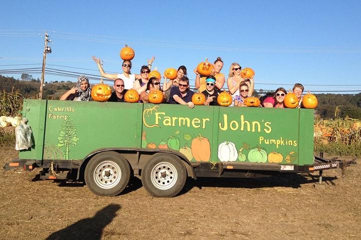 Pet Friendly Farmer John's Pumpkin Farm