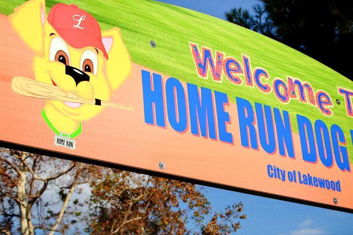 Pet Friendly Home Run Dog Park