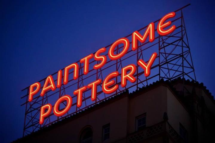 Pet Friendly PaintSome Pottery