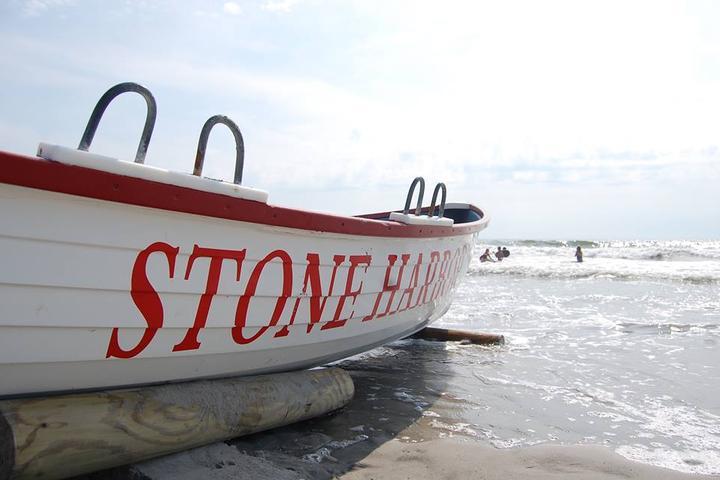 Pet Friendly Stone Harbor Beach