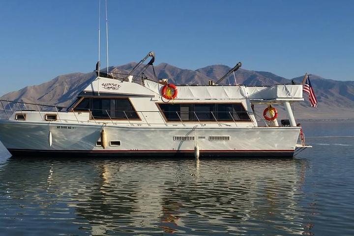 Pet Friendly Great Salt Lake State Marina