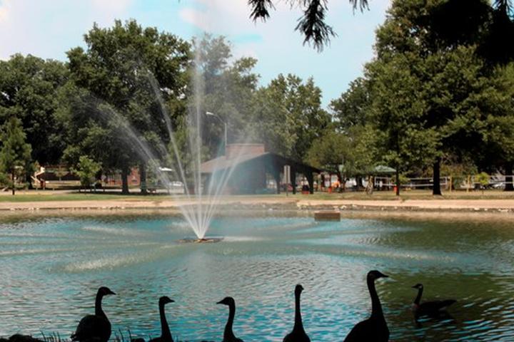 Pet Friendly Herrin Park Dog Park