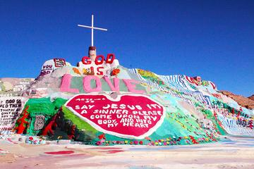 Pet Friendly Salvation Mountain