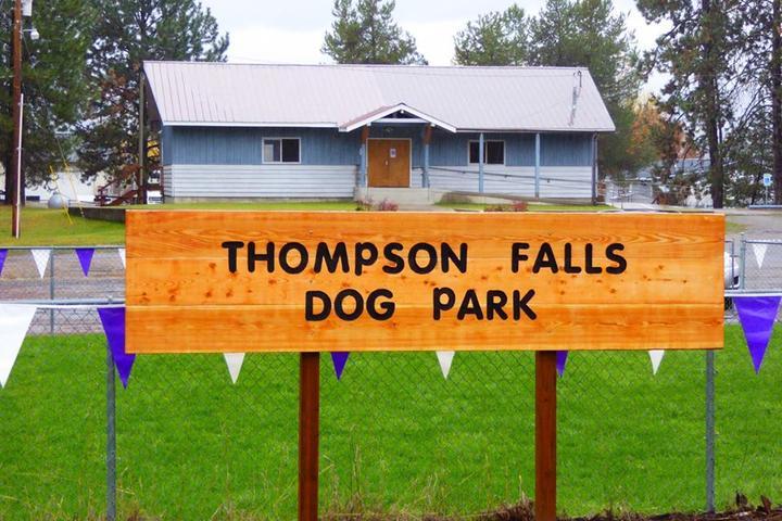 Pet Friendly Thompson Falls Dog Park