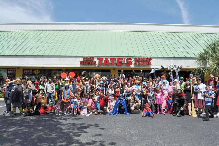 Pet Friendly Tate's Comics+Toys+More