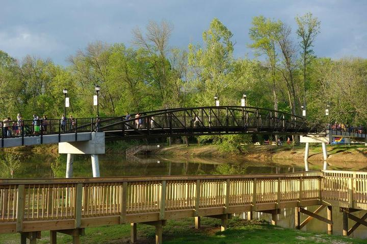 Pet Friendly Goat Island Park and Greenway