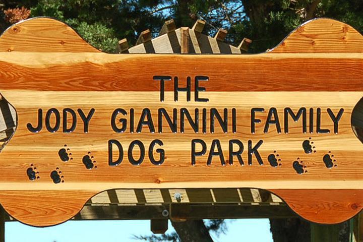 Pet Friendly Jody Giannini Family Dog Park
