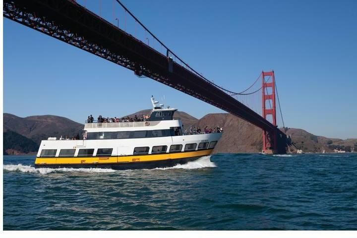 4d4b829b51d1 Pet Friendly Blue and Gold Fleet Bay Cruises in San Francisco, CA