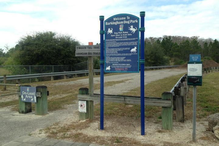 Pet Friendly Barkingham Dog Park