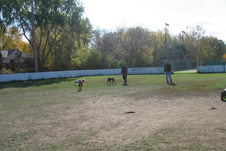 Pet Friendly Bassett Creek Dog Park