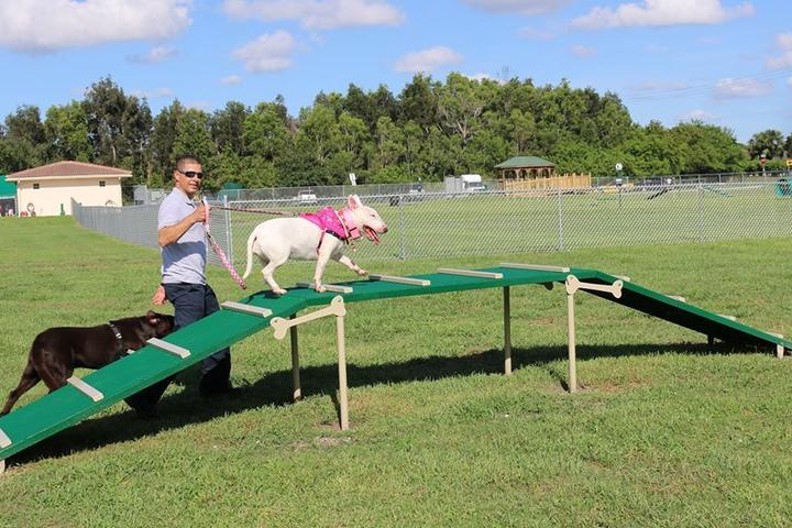 Pet Friendly Steven L. Josias Dog Park