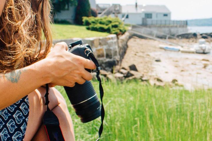 Pet Friendly Waterfront Portrait Session