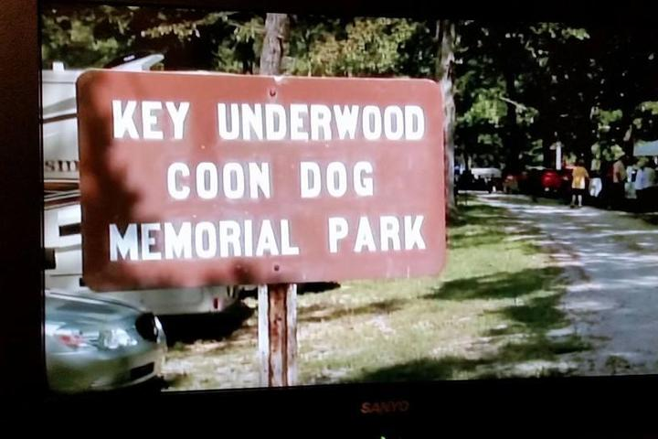 Pet Friendly Key Underwood Coon Dog Memorial Graveyard