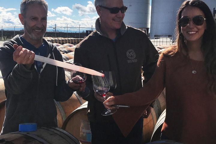 Pet Friendly Lodi Wine Tasting Tour