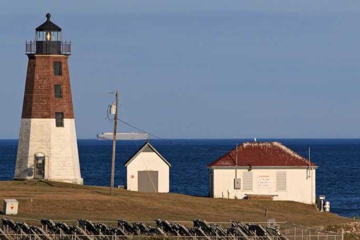 Pet Friendly Point Judith Lighthouse
