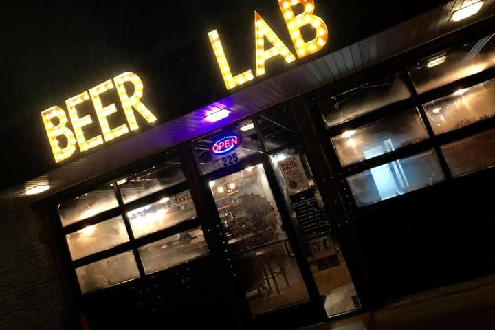 Pet Friendly Beer Lab by Ghostface Brewing