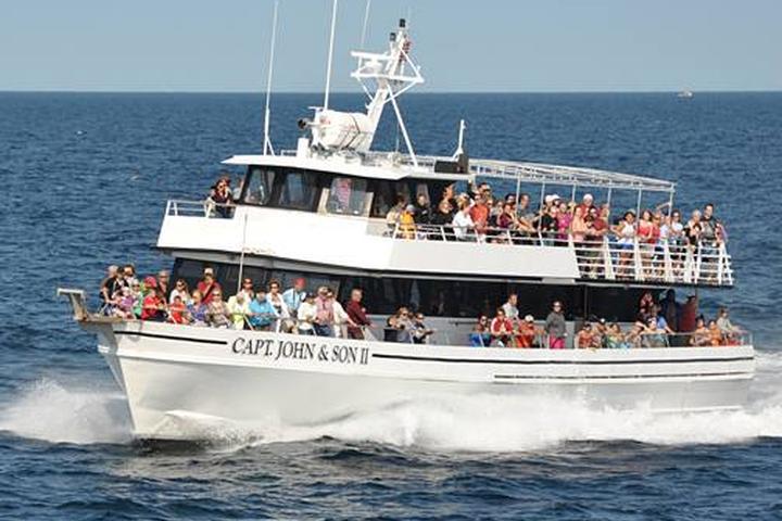 Pet Friendly Captain John Boats