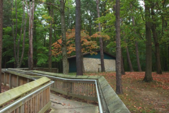 Pet Friendly Eagle Creek Park