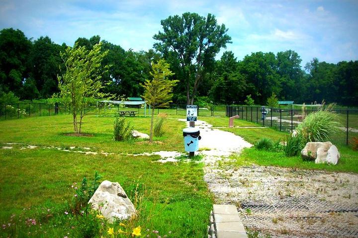 Pet Friendly Karst Farm Dog Park