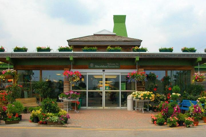 Pet Friendly Sheridan Nurseries Garden Centre Etobicoke