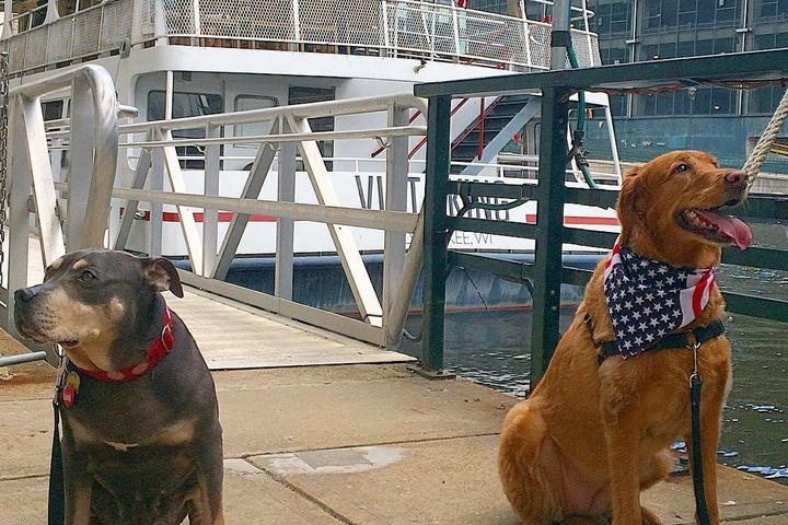 Pet Friendly Milwaukee Boat Line Cruises