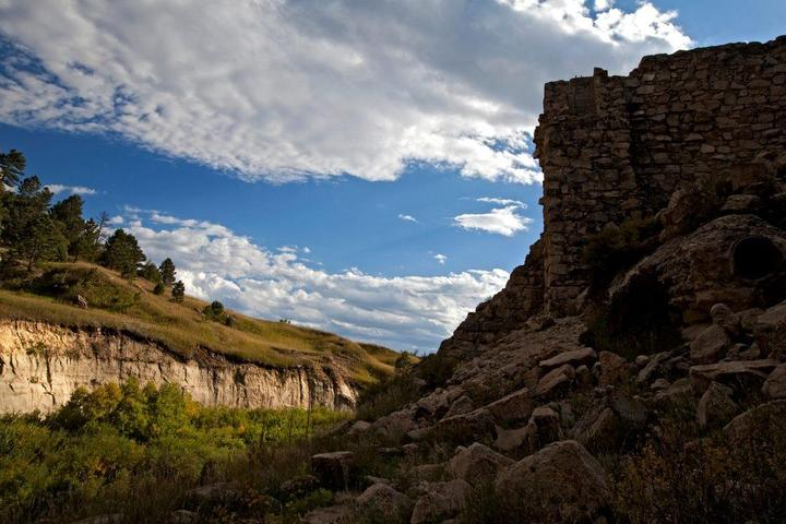 Pet Friendly Castlewood Canyon State Park