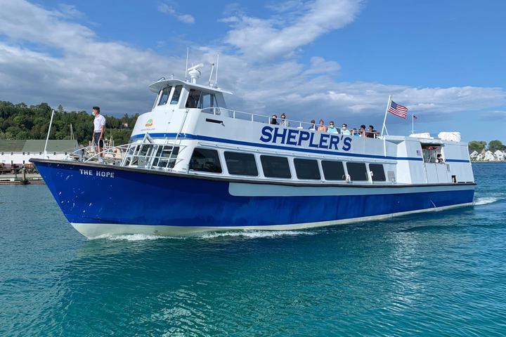 Pet Friendly Shepler's Ferry