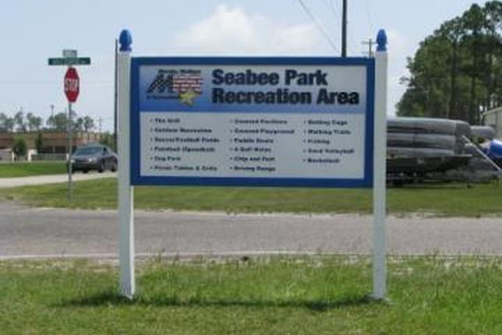 Pet Friendly Seabee Dog Park