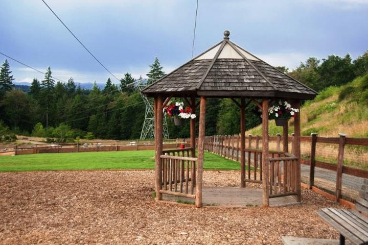 Pet Friendly Issaquah Highland Bark Park