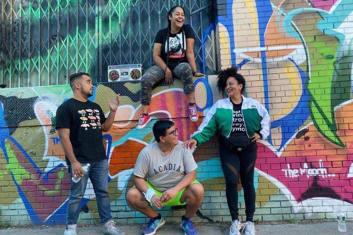 Pet Friendly South Bronx Graffiti Street Art Tour
