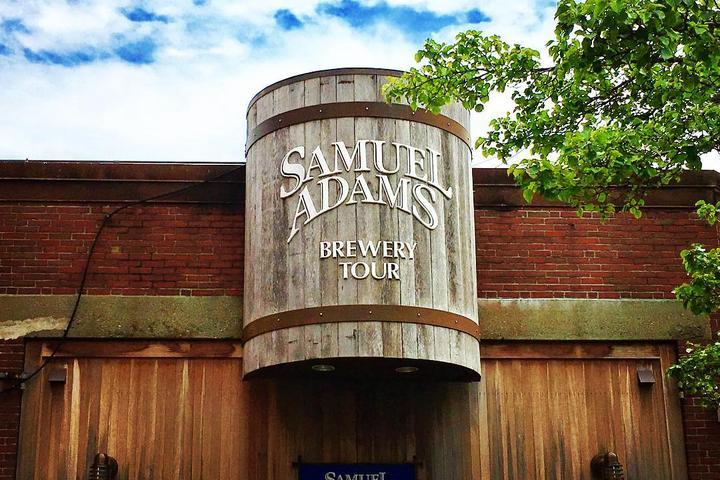 Pet Friendly Samuel Adams Brewery Boston