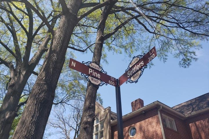 Pet Friendly History Walk of the Queen City