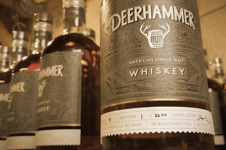 Pet Friendly Deerhammer Distillery