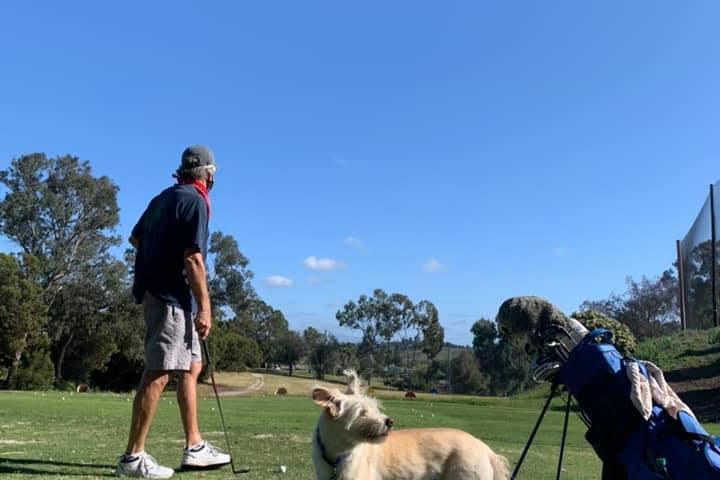 Pet Friendly Emerald Isle Golf Course