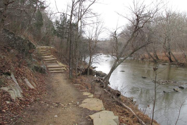 Pet Friendly Buckquarter Creek Trail