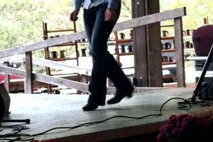 Pet Friendly Buck Dance in the Appalchains
