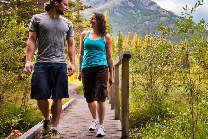 Pet Friendly Canmore Trails and Tales Walking Tours