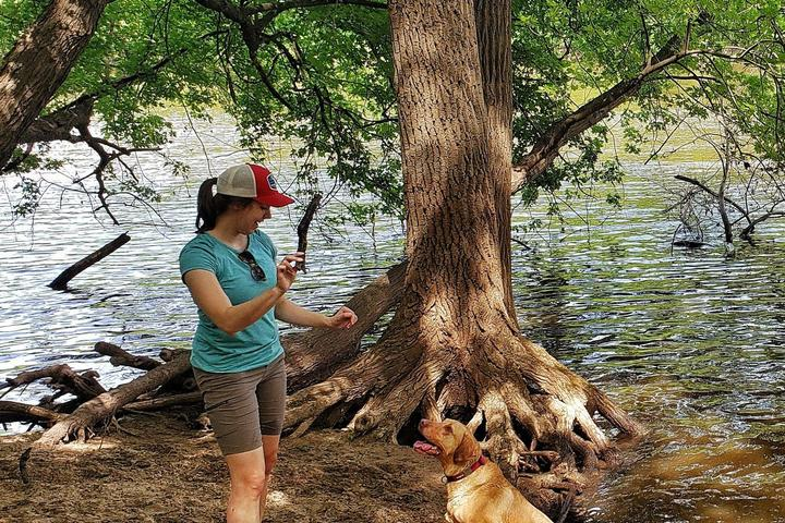 Pet Friendly Explore Minnehaha Dog Park