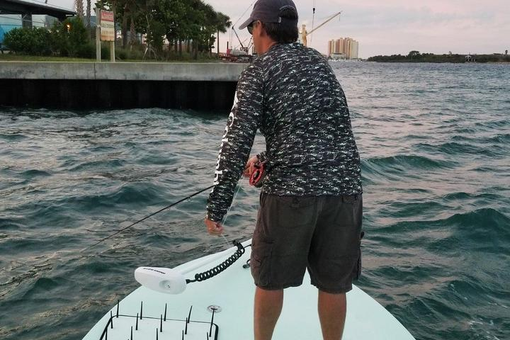 Pet Friendly Sight Fishing for Snook