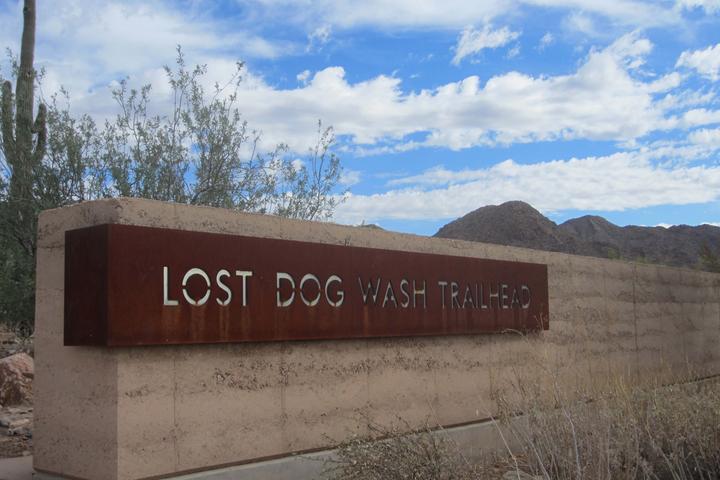 Pet Friendly Lost Dog Wash Trailhead
