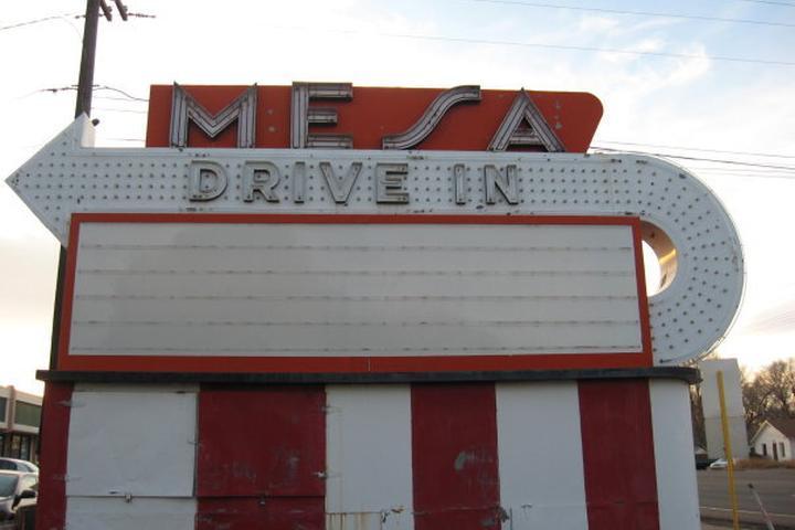 Pet Friendly Mesa Drive-In